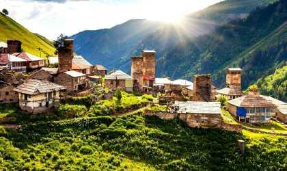 Грузия: тонкости путешествия