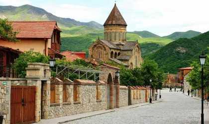 Туры в Грузию: горящие, экскурсионные и межсезонные