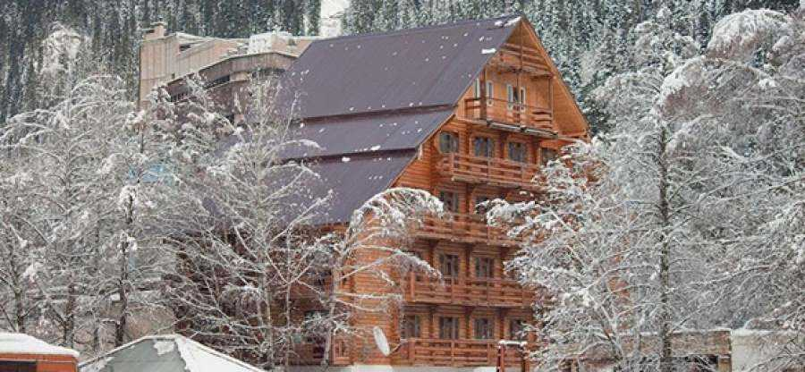 Гостиница «Старый Домбай»