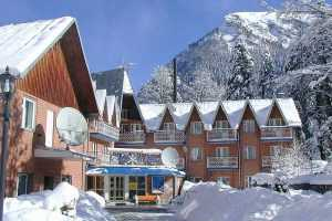 Гостиница «Снежинка»