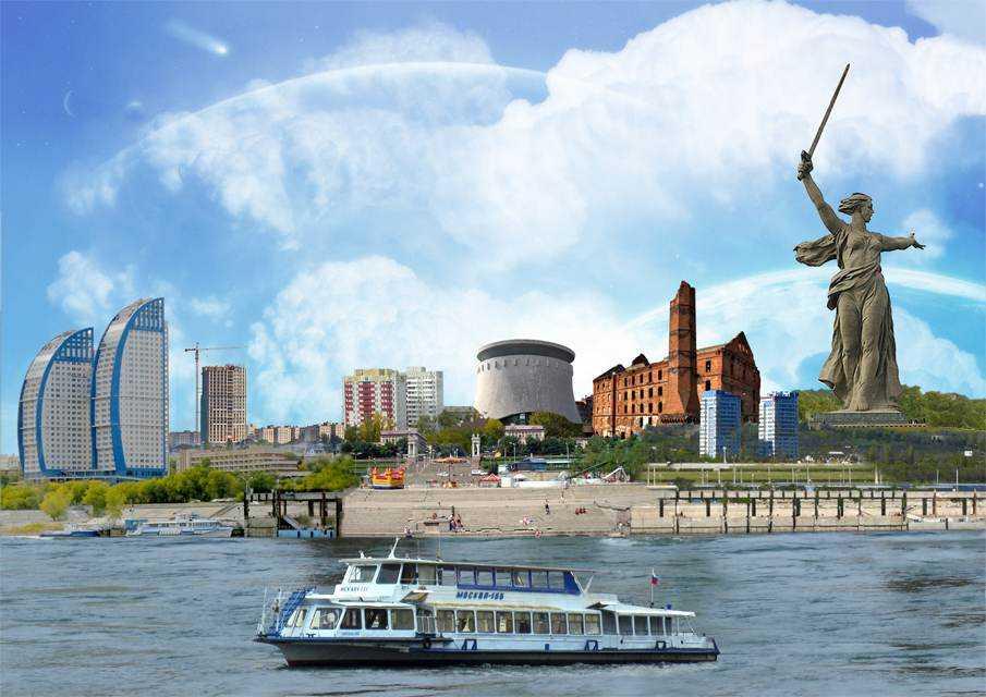 Экскурсионные туры по Волгограду