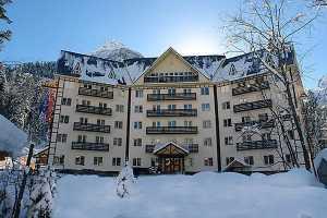 Отель «Снежный Барс»