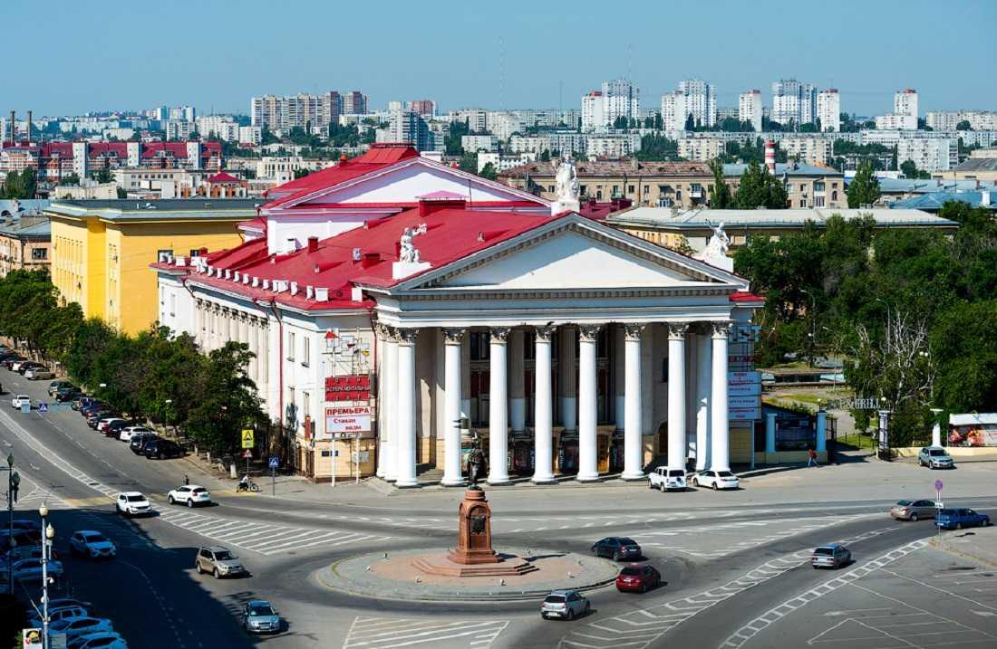 Царицын — Сталинград — Волгоград (3 дня/2 ночи)